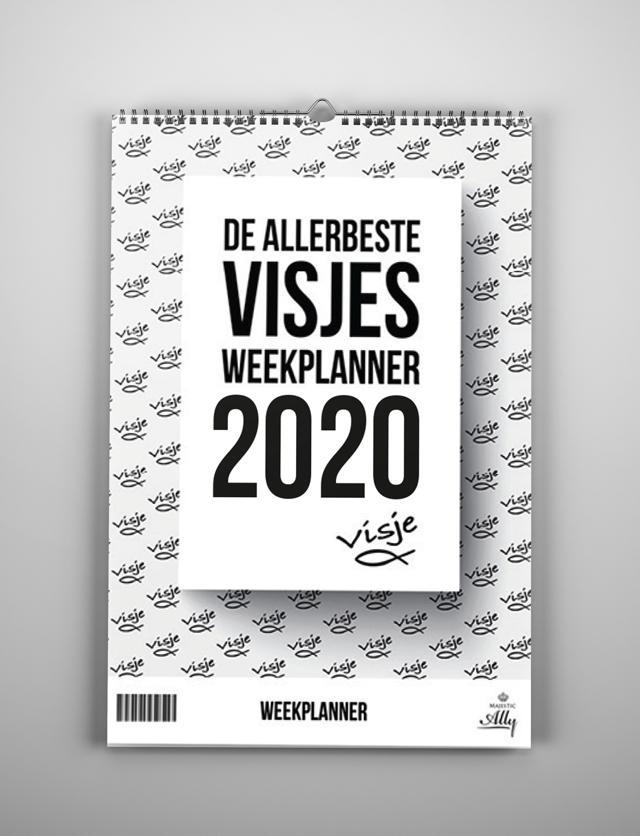 Visje weekplanner 2020